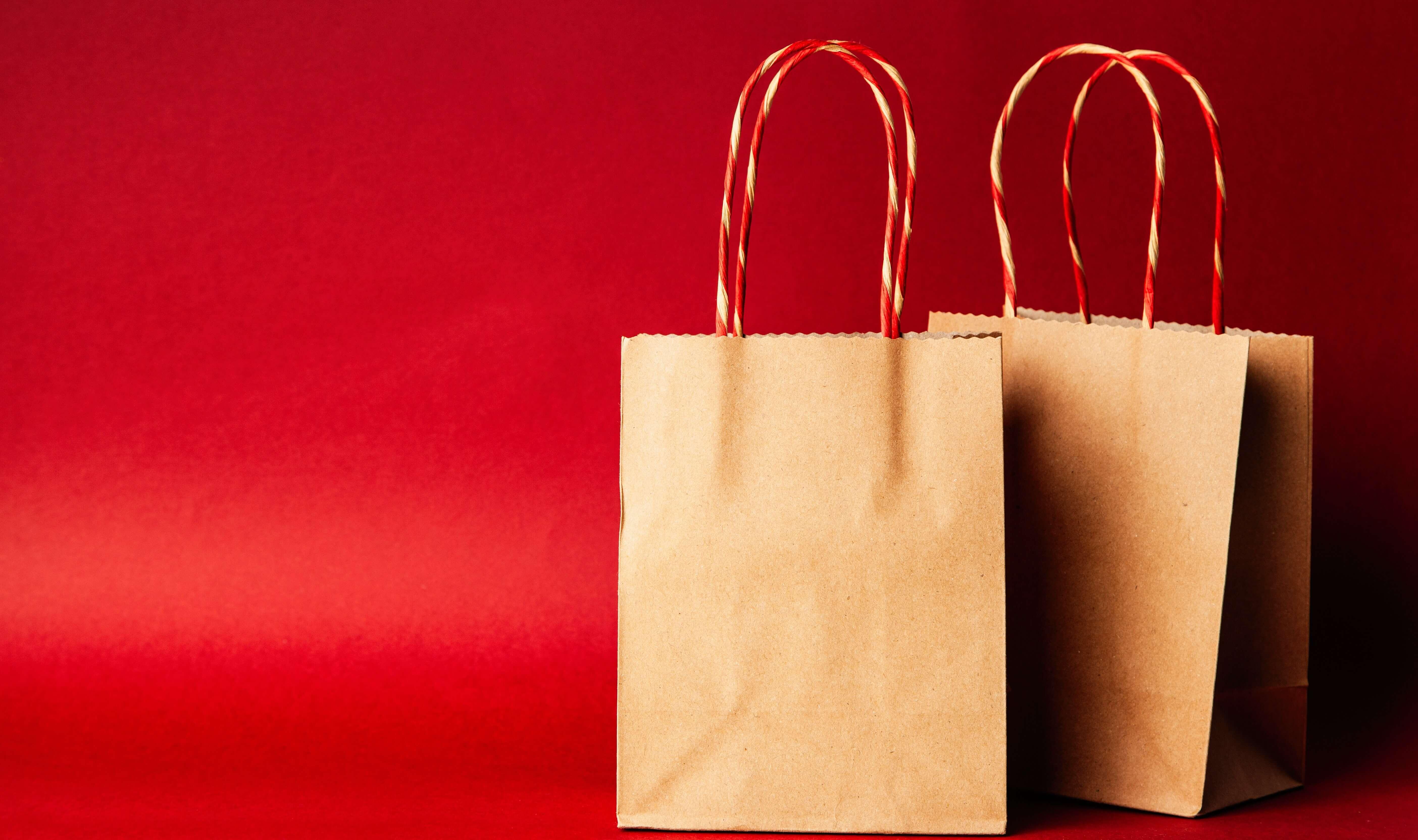 Lohnt es sich noch in Plastiktüten mit einem Logoaufdruck zu investieren?