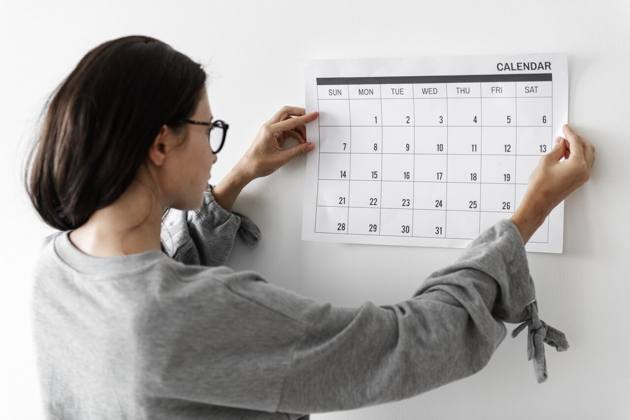 Wodurch charakterisieren sich Firmenkalender?
